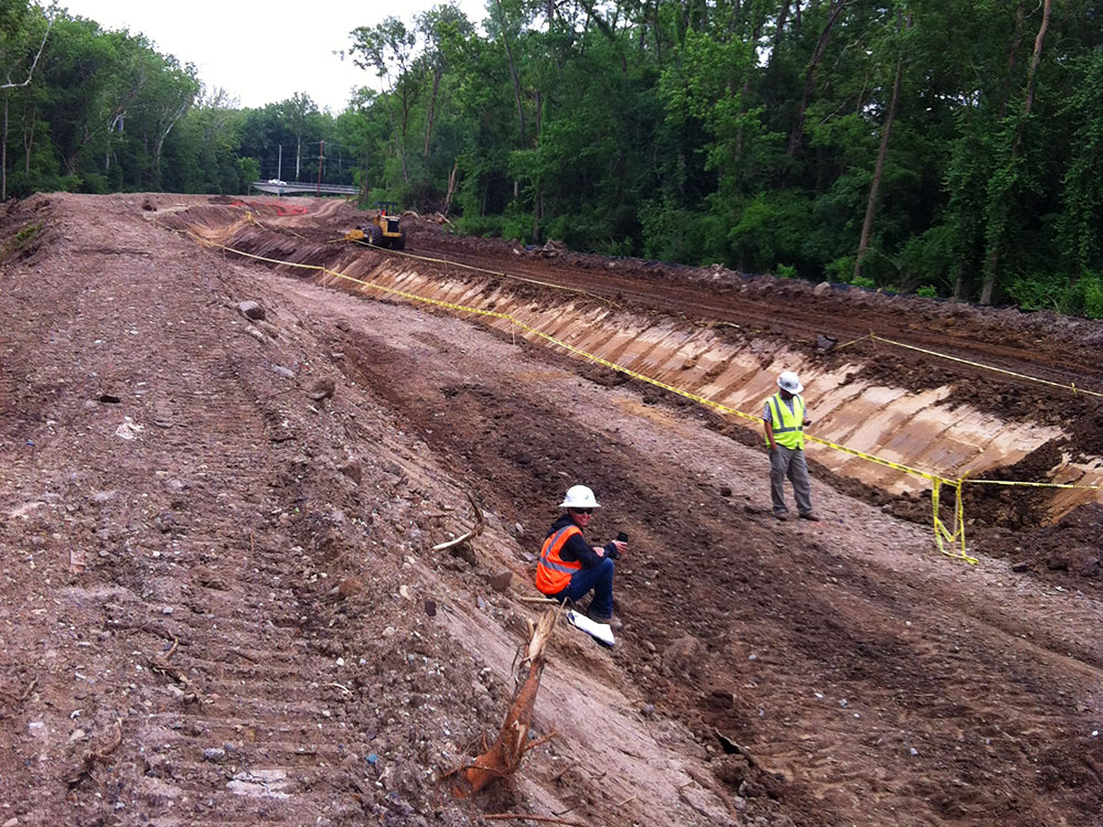 White River Levee Project