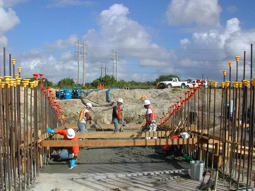 Florida Flood Control Structures
