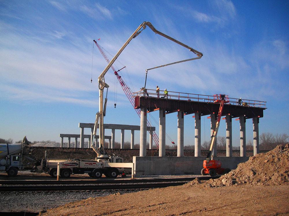Ronald Reagan Expressway Project